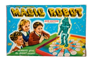 Robots: Box from Magic Robot board game