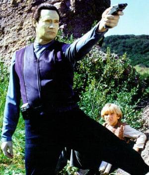 Robots: Star Trek: Insurrection