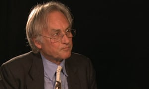Richard Dawkins, author of The Greatest Show On Earth
