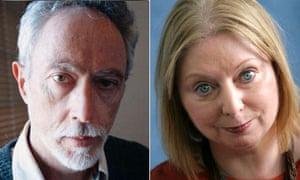 JM Coetzee and Hilary Mantel