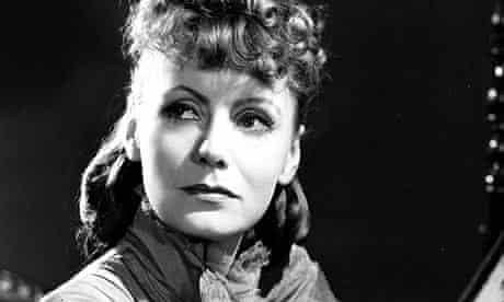 Greta Garbo as Anna Karenina