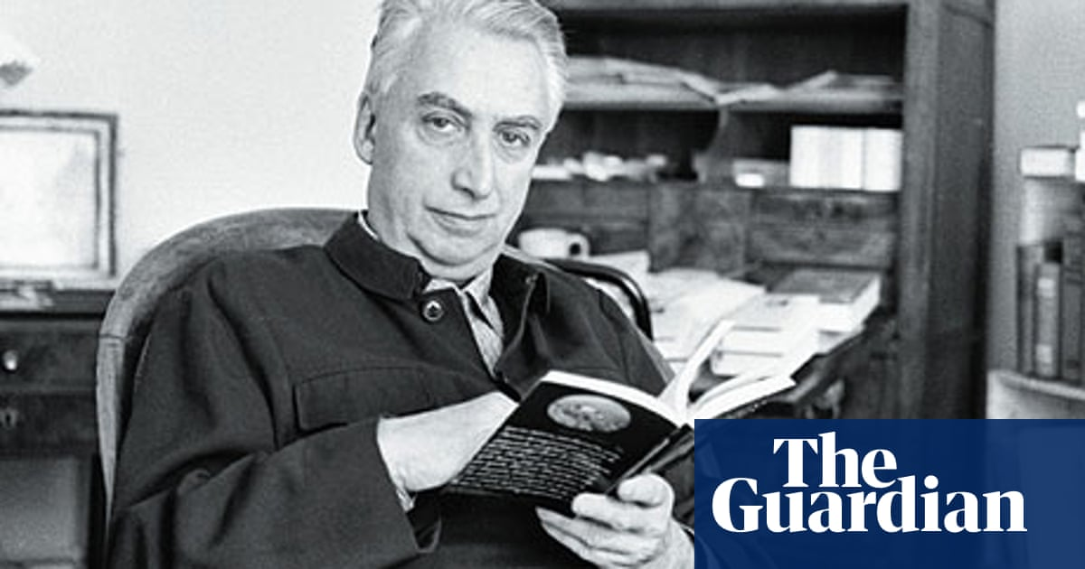 In Theory The Death Of The Author Roland Barthes The Guardian