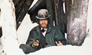 Warren Beatty in McCabe and Mrs Miller