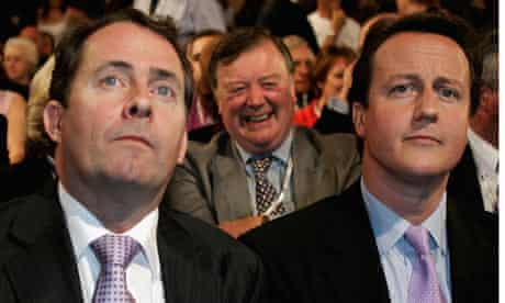Conservative Party Conferenc, Blackpool 2005