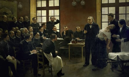 Charcot / Paint. by Brouillet / 1887