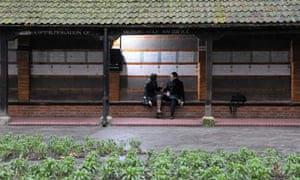 view of postman's park