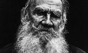 Leo Tolstoy in 1908