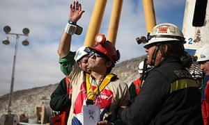 Chilean miner
