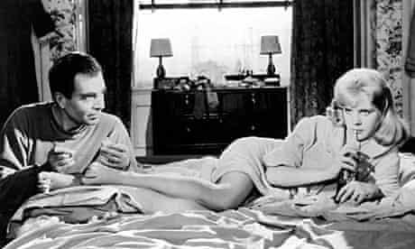 James Mason and Sue Lyon in Lolita