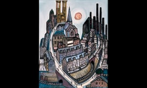 The City by Alasdair Gray