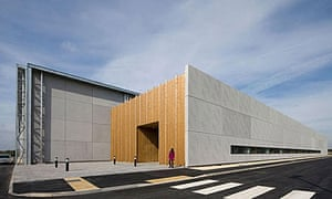 Bodleian Library storage facility