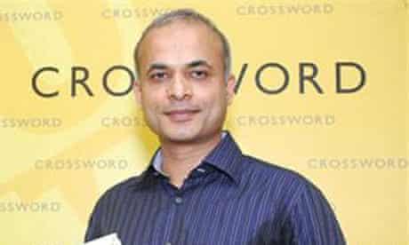 Manu Joseph, winner of the Hindu Best Fiction award 2010 for Serious Men.