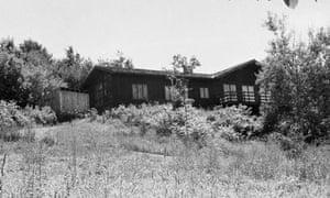 JD Salinger's home