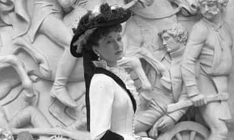 Vivien Leigh as Anna Karenina