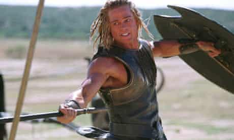 Brad Pitt as Achilles in Troy (2004)