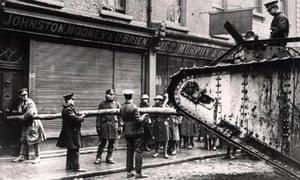 Easter Rebellion, 1916