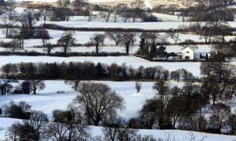 View from Alderley Edge