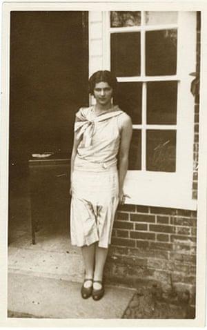 Frances Partridge : Frances Partridge three