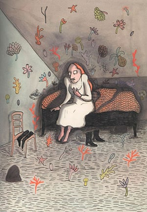 Kitty Crowther: Annie du lac by Kitty Crowther