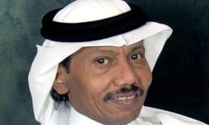 Saudi Arabian writer Abdo Khal
