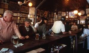 """New York bar"""