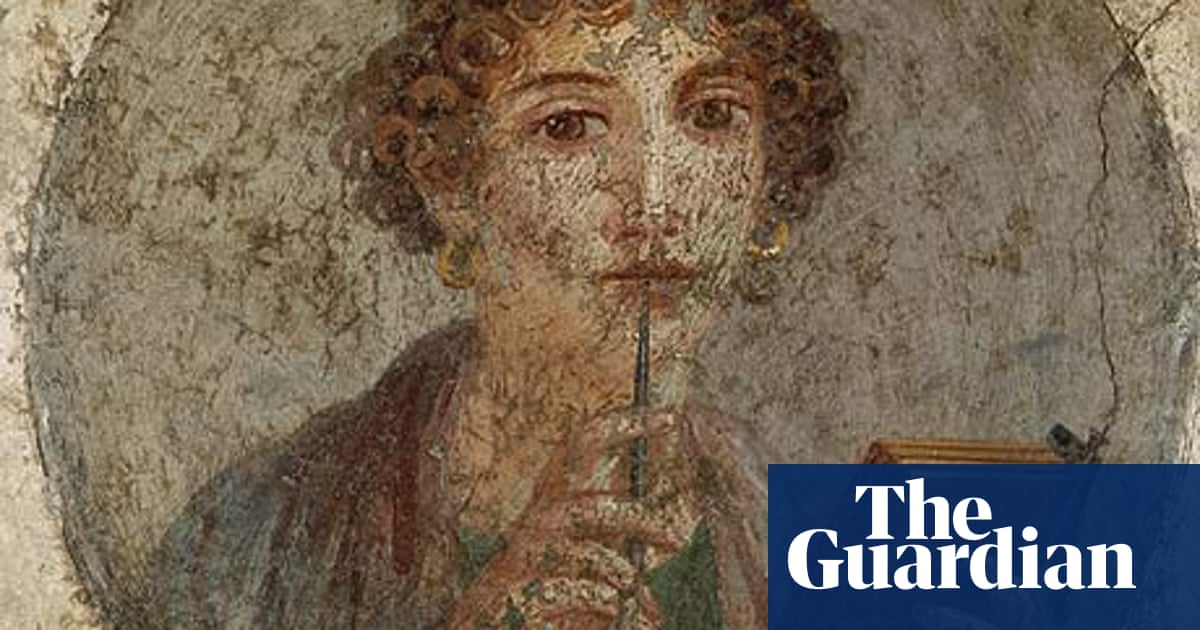 Poem of the week: Sappho and Phaon by Mary Robinson | Books