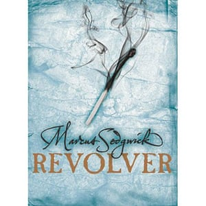 Carnegie Medal 2010 : Revolver by Marcus Sedgwick