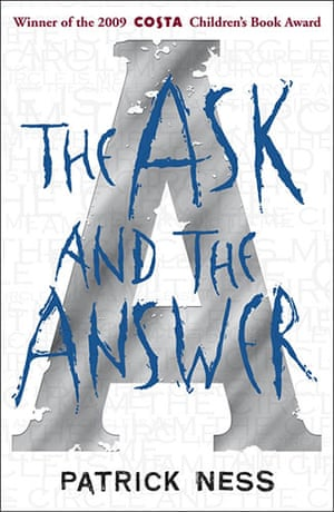Carnegie Medal 2010 : The Ask and the Answer by Patrick Ness