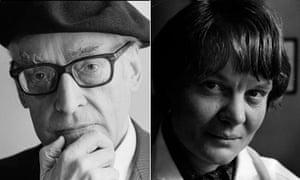 Raymond Queneau and Iris Murdoch