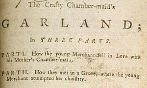 The Crafty Chambermaid's Garland
