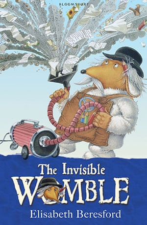 Wombles: The Invisible Womble