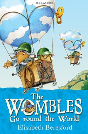 Wombles: The Wombles Go Round the World