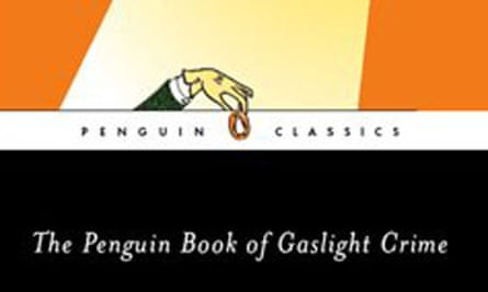 clever book cover - penguin book of gaslight crime