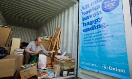 Oxfam at hay 2010