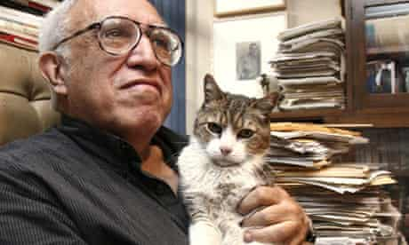 Mexican writer Carlos Monsiváis