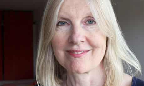 The author Helen Dunmore