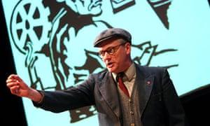 Michael Hodgson in The Pitmen Painters