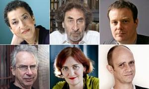 Booker prize shortlist 2010