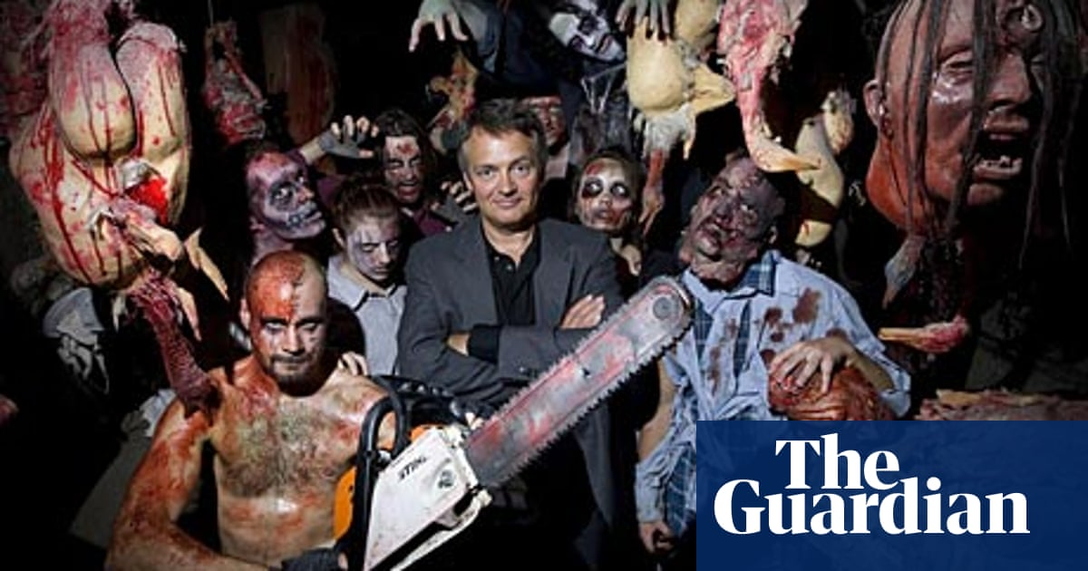 Charlie Higson's top 10 horror books | Books | The Guardian