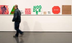 David Shrigley's exhibition at Dundee Contemporary Arts