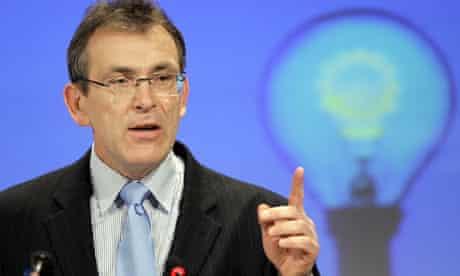 EU commissioner for development, Andris Piebalgs