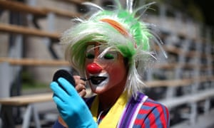 Bad things can happen to clowns – that's why they need to take out insurance