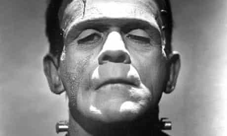 It's a stitch up … Boris Karloff as Frankenstein in 1931.