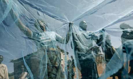 Zambia World Malaria Day Roll Back Malaria Expedition