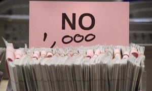 A basket of 'No' votes after May's alternative vote referendum