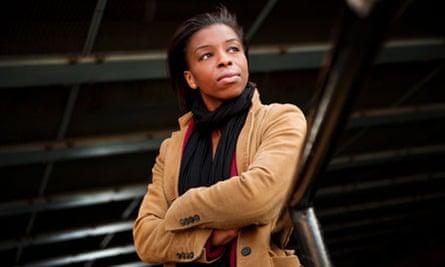 Noo Saro-Wiwa, daughter of the human rights activist Ken Saro-Wiwa