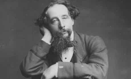 Charles Dickens circa 1850 by Herbert Watkins