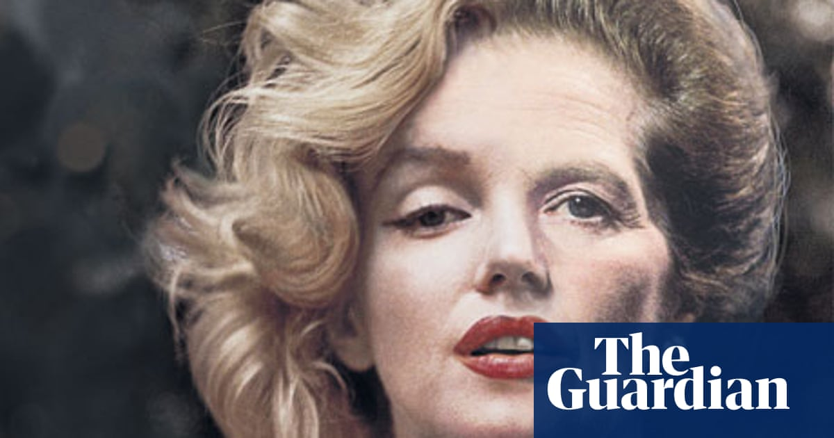 Marilyn Monroe And Margaret Thatcher The Iron Ladies Marilyn Monroe The Guardian