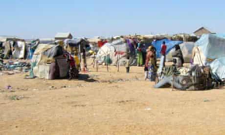 Garowe town, the capital city of Somalia's semiautonomous region of Puntland