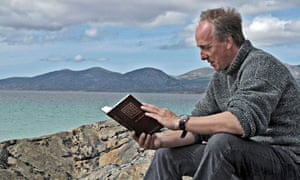 Adam Nicolson tackling the King James Bible, as he is set to do at the Bath literature festival